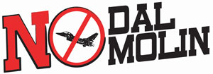 logo NO DAL MOLIN